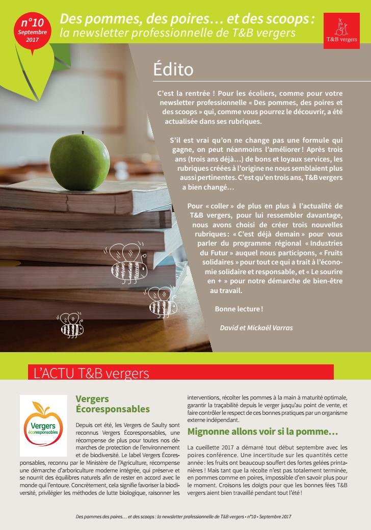 newsletter n°10